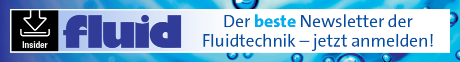 fluid Headergrafik Newsletteranmeldung
