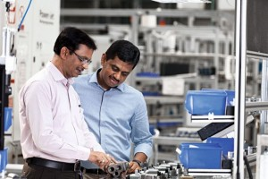 Bosch Rexroth in Indien