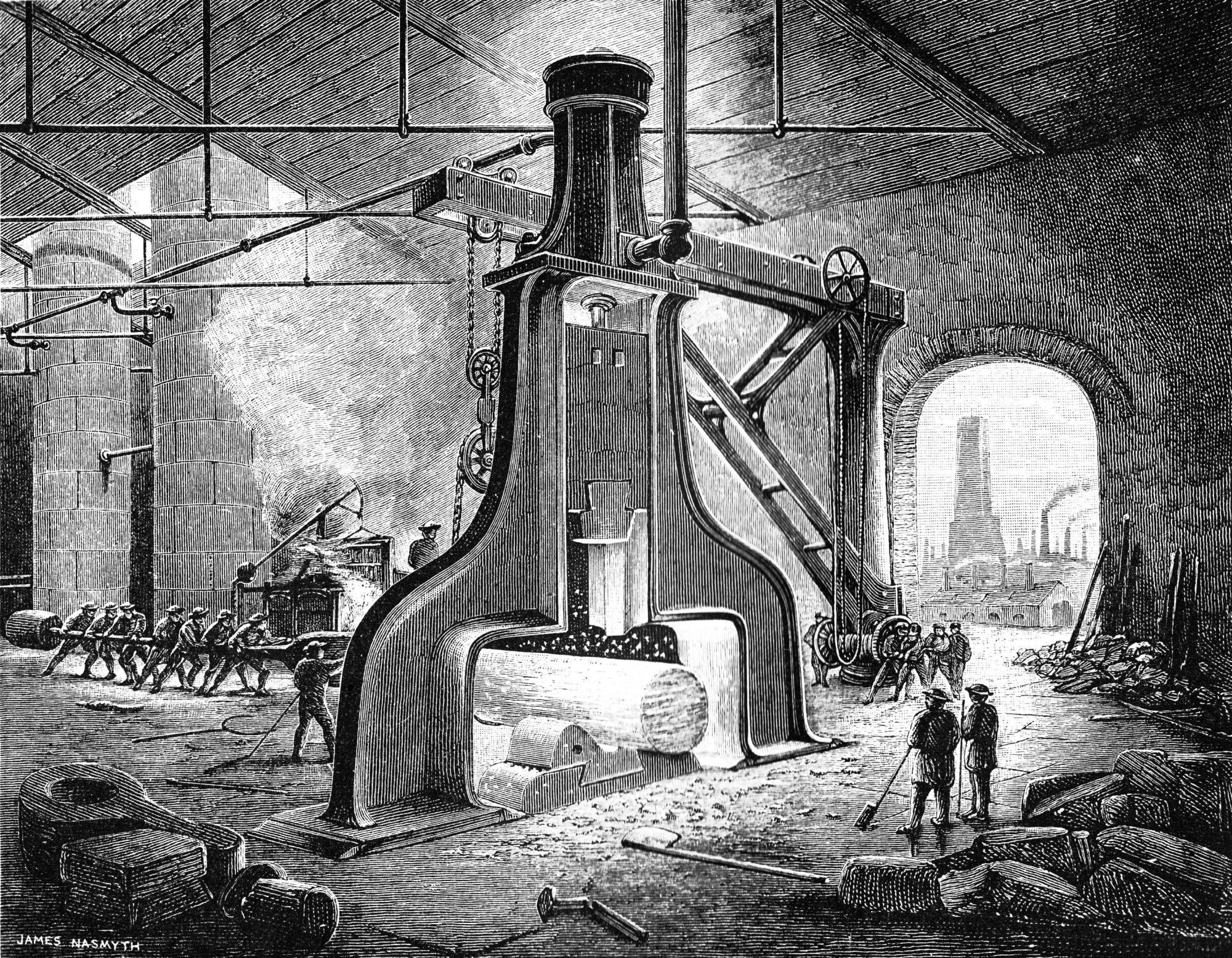 Der Dampfhammer